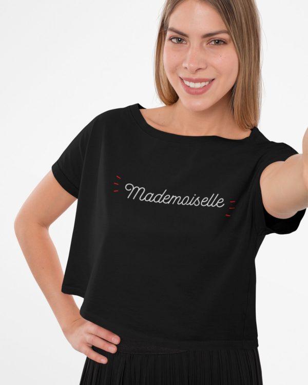 Crop-Top Mademoiselle