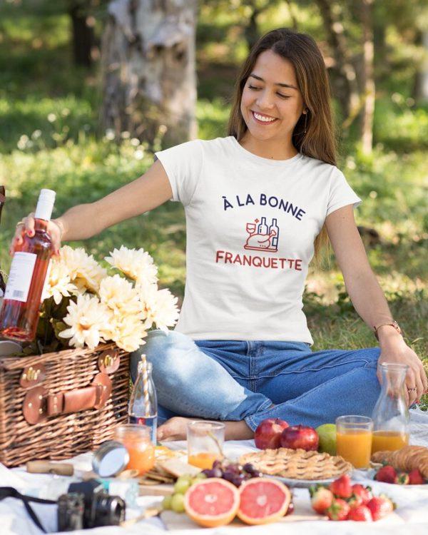 T-shirt À la bonne franquette