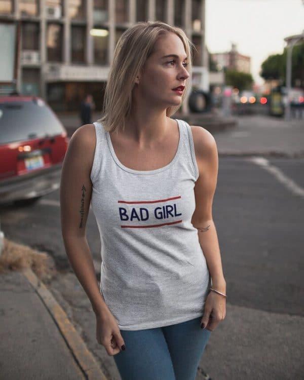 Débardeur Bad Girl