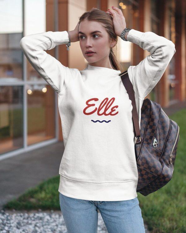 Sweatshirt Elle