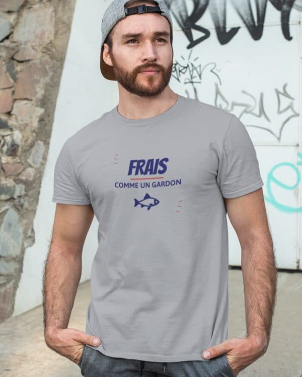 T-shirt Frais comme un gardon