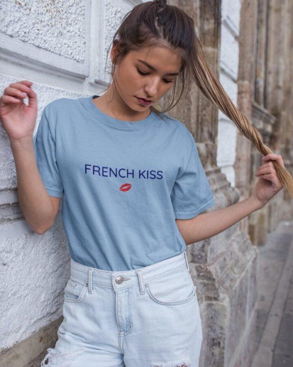 T-shirt French Kiss