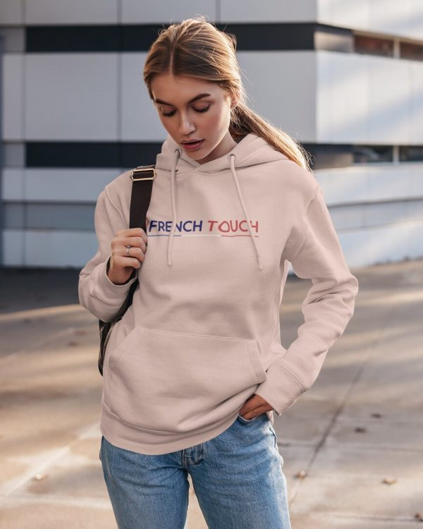 Sweat à Capuche French Touch