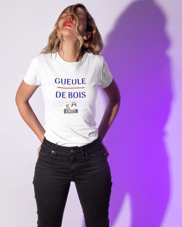 T-shirt Gueule de bois