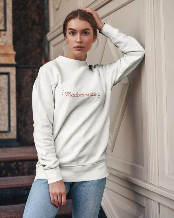 Sweatshirt Mademoiselle