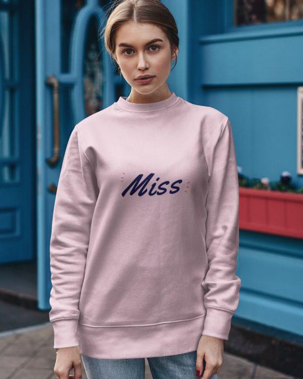 Sweatshirt Miss