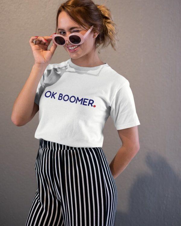T-shirt OK boomer