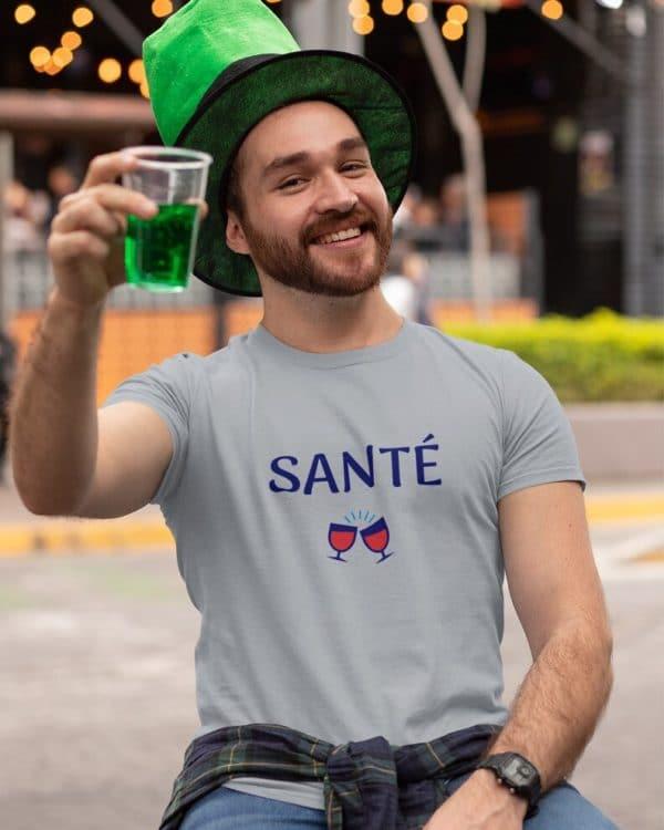 T-shirt Santé