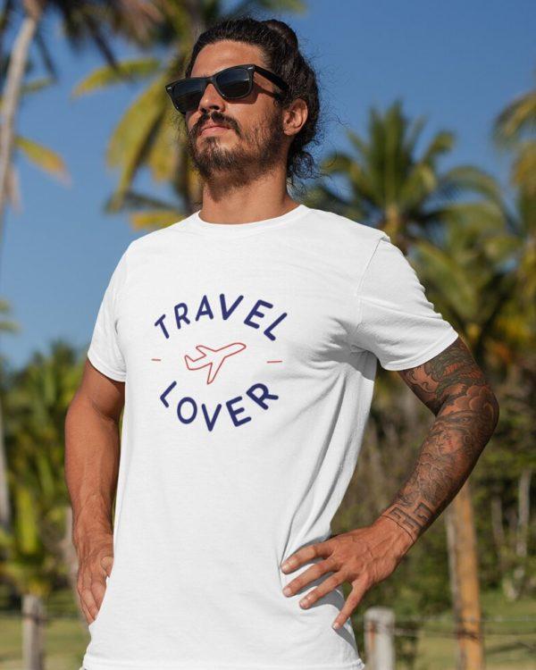 T-shirt Travel Lover