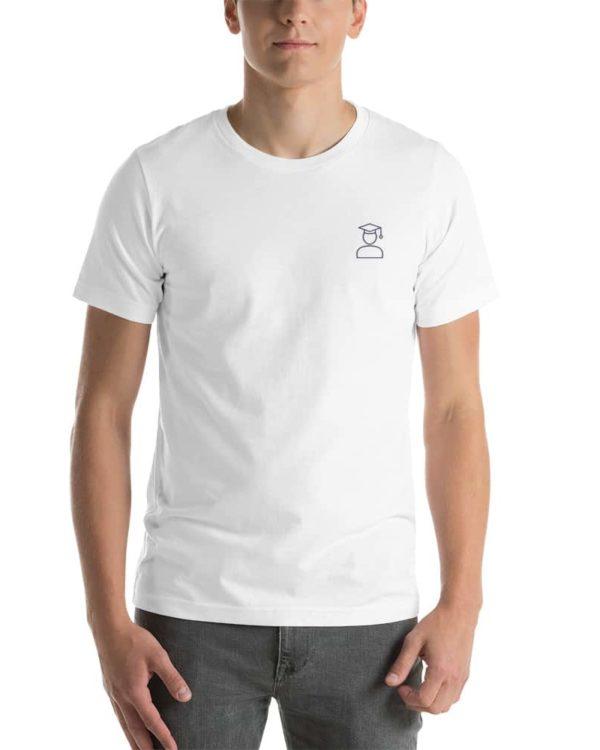 T-shirt Student (brodé)