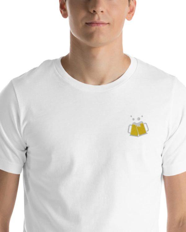 T-shirt Bière (brodé)