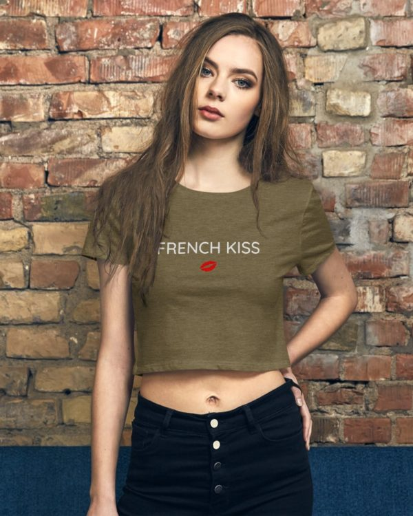 Crop-Top French kiss