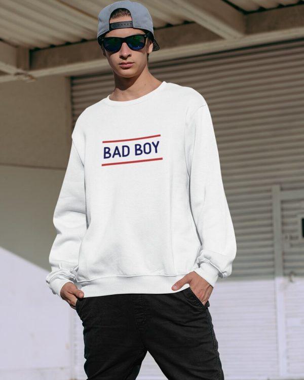 Sweatshirt Bad boy