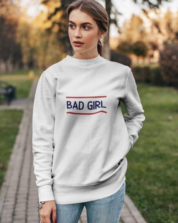 Sweatshirt Bad girl