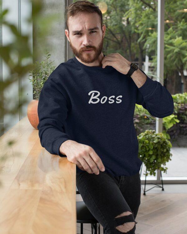 Sweatshirt Boss
