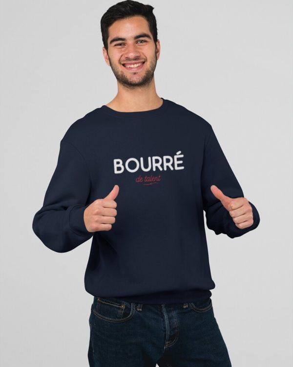 Sweatshirt Bourré de talent