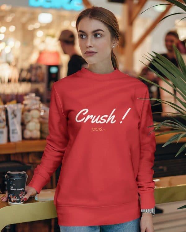 Sweatshirt Crush