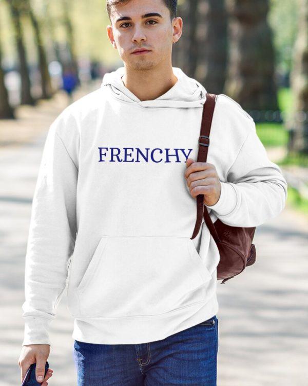 Sweat à Capuche Frenchy