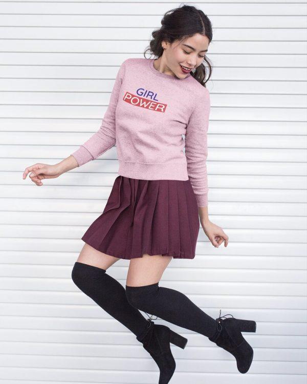 Sweatshirt Girl Power