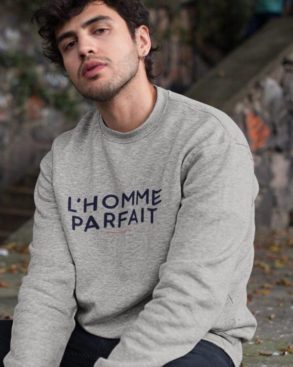 Sweatshirt L'homme parfait