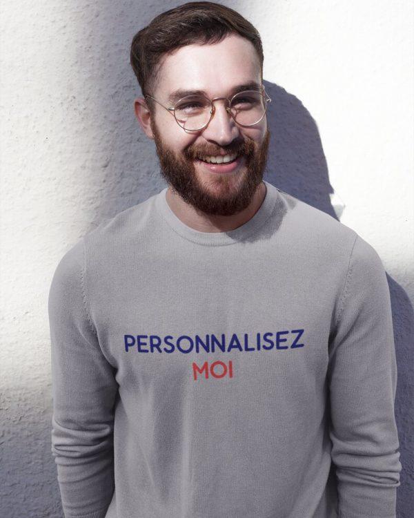 Sweatshirt personnalisable