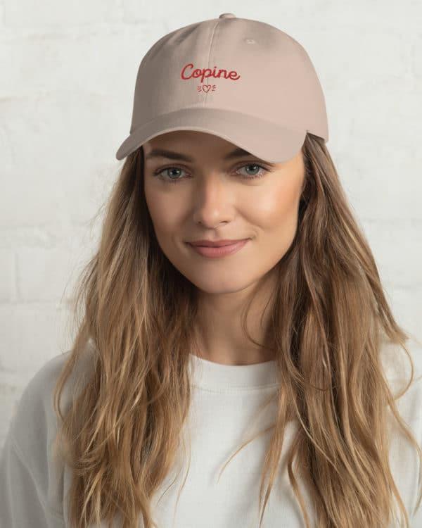 Casquette Copine